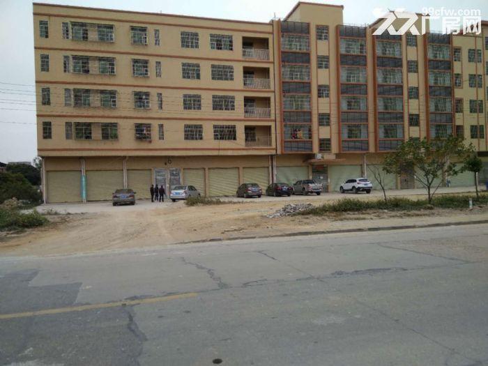 从化区人和墟省道边一栋五层920平方楼房商铺转让-图(7)