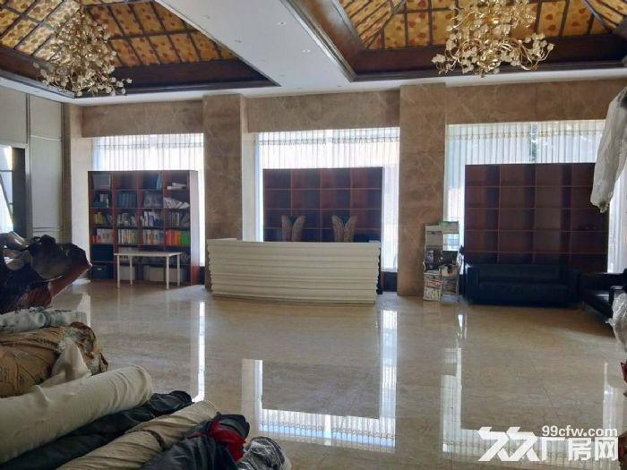 园林式,豪华装修,配套齐全,石楼高标准1万方出租-图(6)