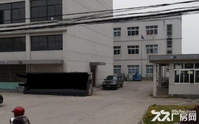 姜山高阳路边一楼1000平米仓库出租-图(1)