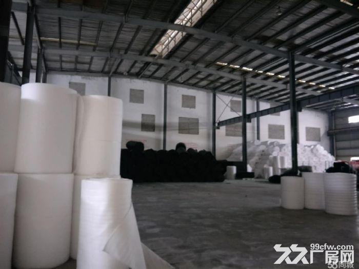 巷北工业区国道边3000平钢构标准厂房出租可分租-图(1)