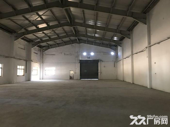 出租新区旺庄长江路1100平优质单层厂房-图(1)