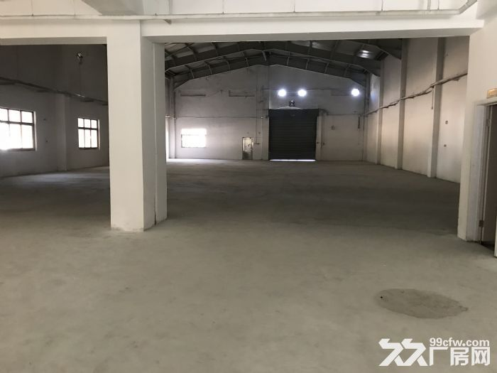 出租新区旺庄长江路1100平优质单层厂房-图(4)