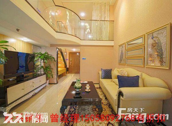 东部新城恒大之光55至104平公寓住宅15000元每平出售-图(6)