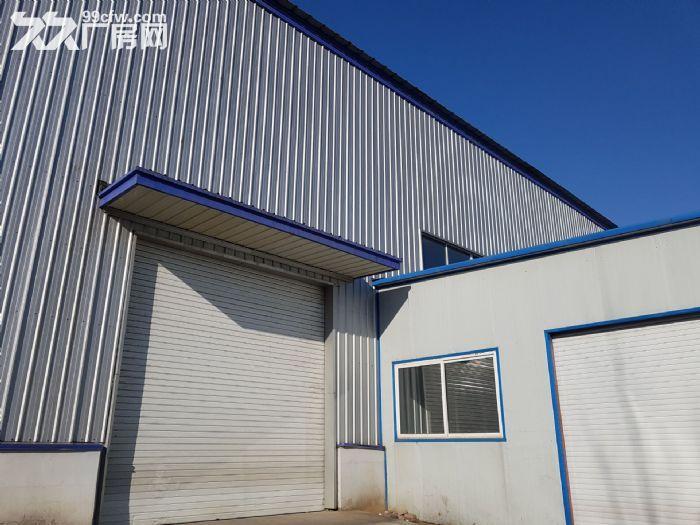 沈抚新城厂房2600平,办公400平出租,厂房彩钢结构,高度12米2跨,长60米