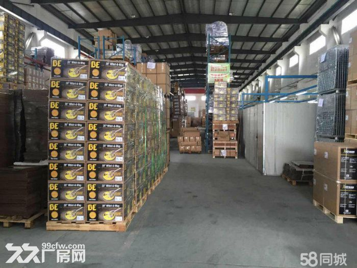 镇海俞范一楼5000平米厂房仓库价20元有办公-图(1)