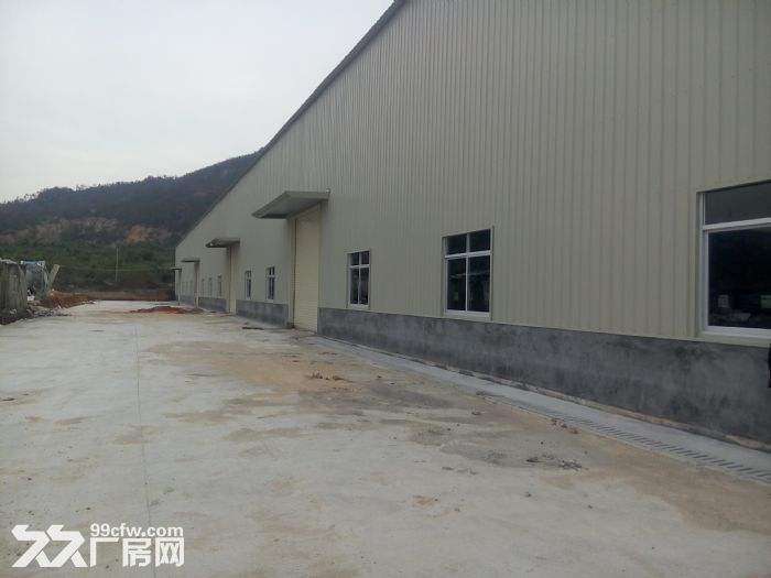 同安钢构厂房500平和3000平出租有红线图-图(1)