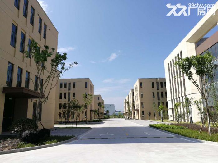 重庆标准厂房租售,三园区联动招商,高品质-图(2)