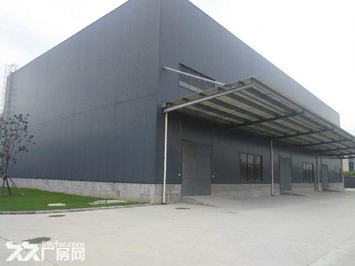 奉贤独门独院8900平甲类危险品全新园区层高11米配电650KVA可环评-图(4)