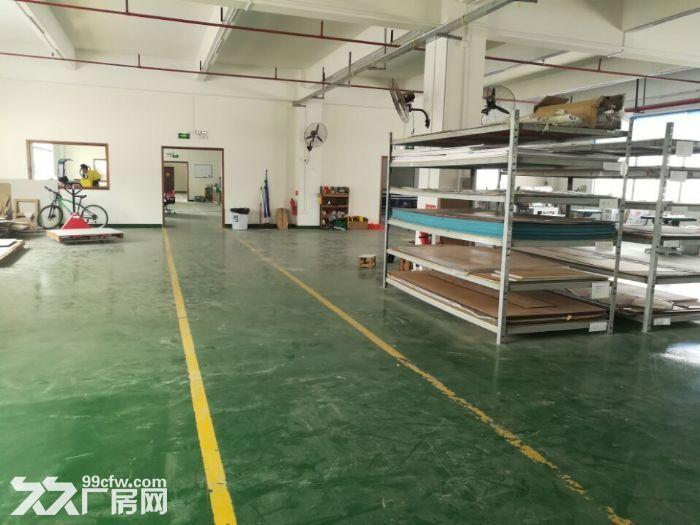 凤岗天堂围楼上工业厂房出租1060平方,近深圳观澜-图(1)