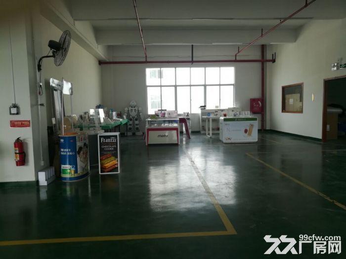 凤岗天堂围楼上工业厂房出租1060平方,近深圳观澜-图(2)