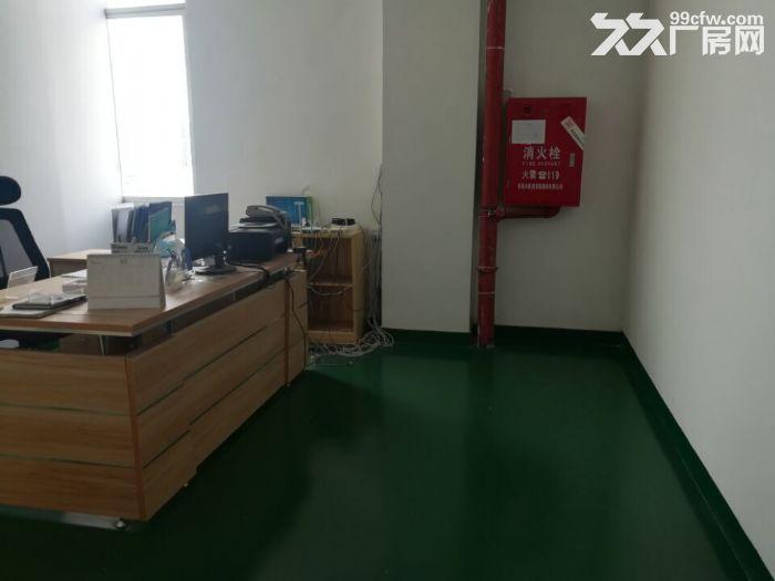 凤岗天堂围楼上工业厂房出租1060平方,近深圳观澜-图(4)
