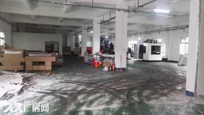 清溪土桥五金冲压注塑电脑锣一二楼厂房出租-图(1)