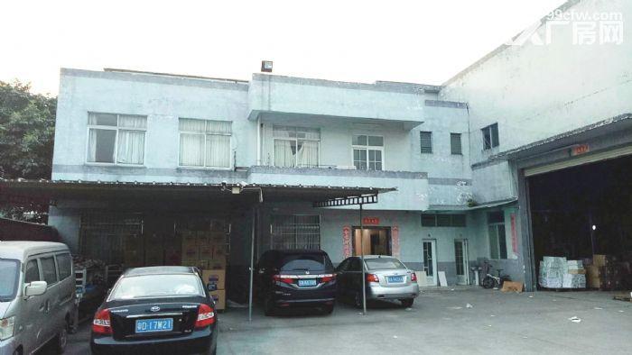 工业区−独院简厂6千方租期长可分租、配套齐、金山大道边-图(3)