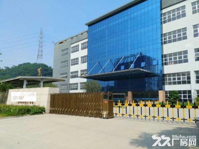 清溪谢坑大型正规工业园内带装修厂房出租700平-图(4)