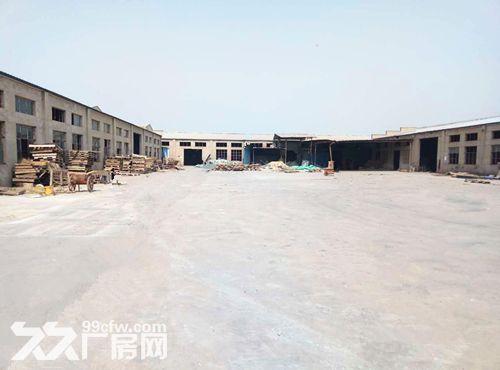 通州4000平仓储物流库房,近京沪高速,空院很大-图(1)