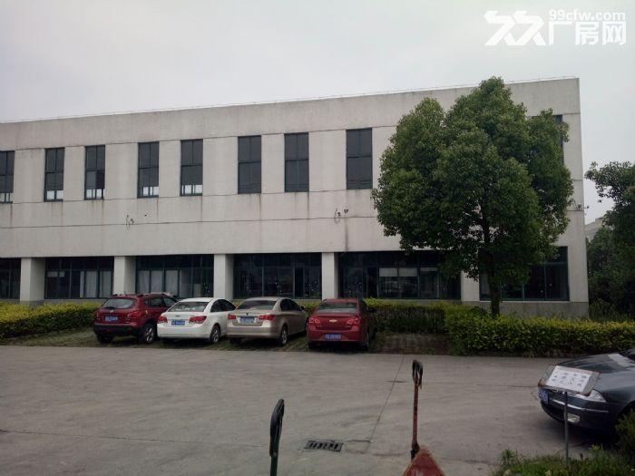 唯亭(独门独院)单层厂房8200平高8米可-图(1)