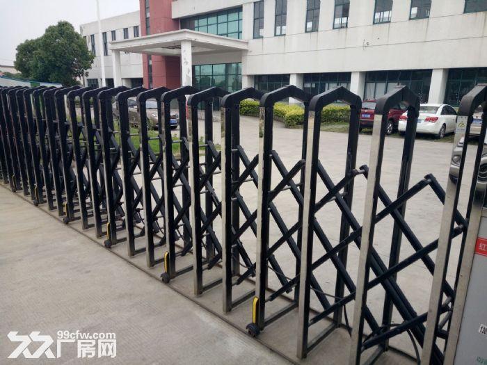 唯亭(独门独院)单层厂房8200平高8米可-图(2)