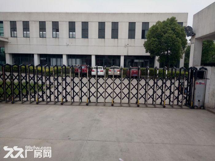 唯亭(独门独院)单层厂房8200平高8米可-图(3)