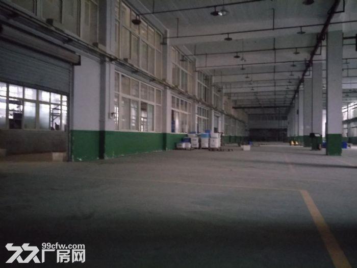 茶园长江工业园8000平米带独立院坝厂房、仓库出租,可分租-图(1)