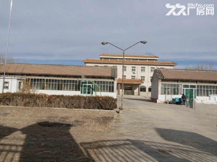 顺义杨镇建设用地48亩,建筑物15000平,有土地证房本,出租出售-图(1)