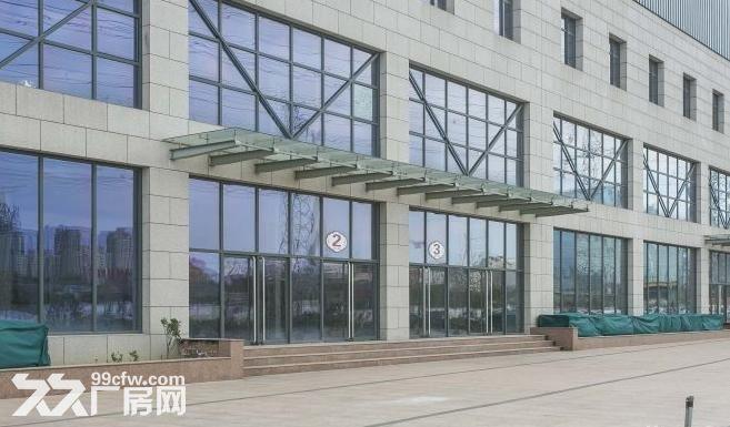 高碑店四惠伊莎文化广场1500平临街独栋企业总部-图(3)