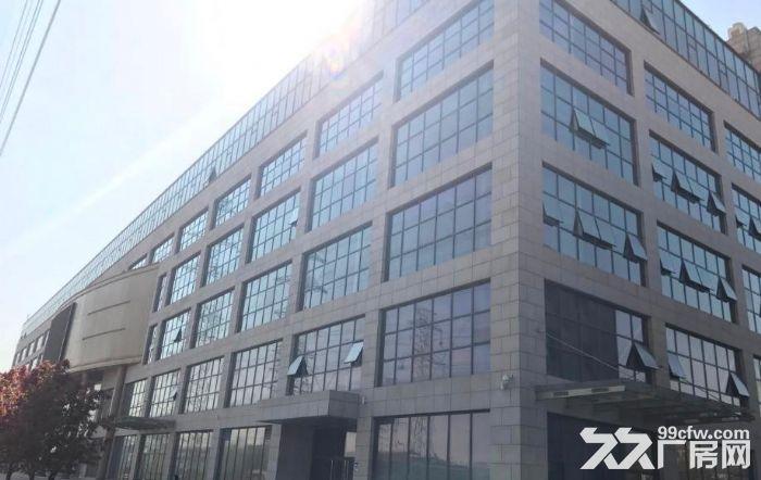高碑店四惠伊莎文化广场1500平临街独栋企业总部-图(2)