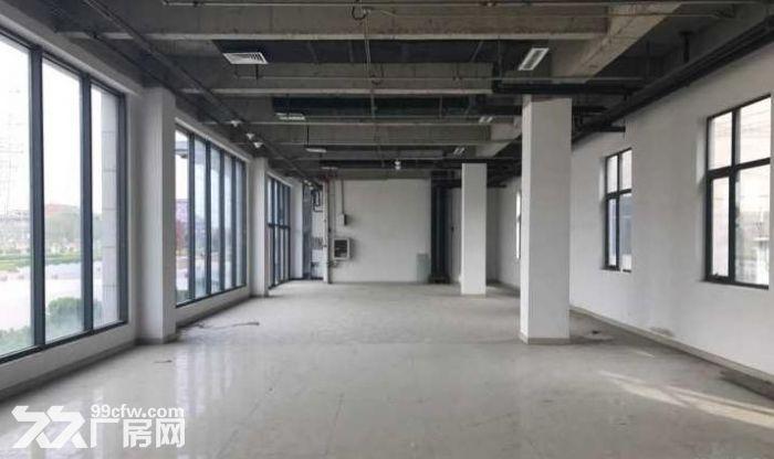 高碑店四惠伊莎文化广场1500平临街独栋企业总部-图(5)