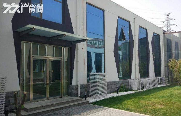 四惠广渠路C立方文化创意园区600平独栋传媒影视-图(1)