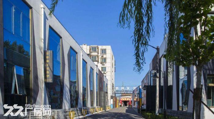 四惠广渠路C立方文化创意园区600平独栋传媒影视-图(4)