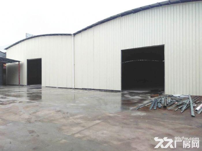 亚运大道−新独院厂房2千方高9米,方正实用−适合各行业-图(1)