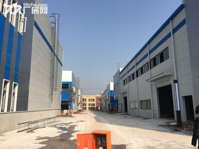 【重庆市高速旁,单层11.5米钢构1700㎡售】-图(2)