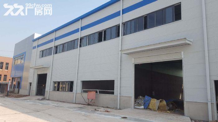 【重庆市高速旁,单层11.5米钢构1700㎡售】-图(3)