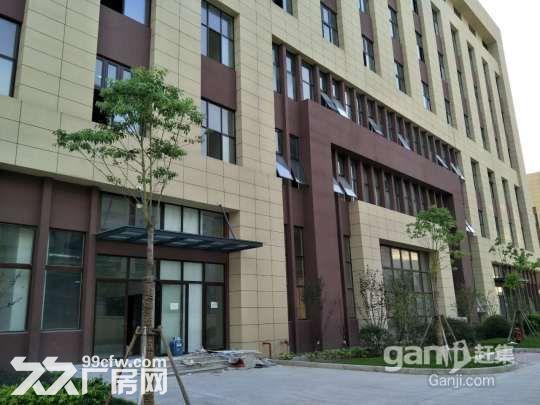 浦江镇可分割底楼层高7米可环评研发办公类招租-图(2)