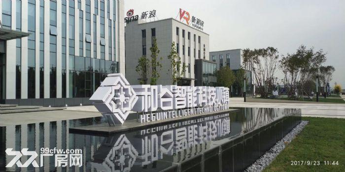 和谷智能科技小镇北京周边厂房出售1000平米可办环评-图(1)