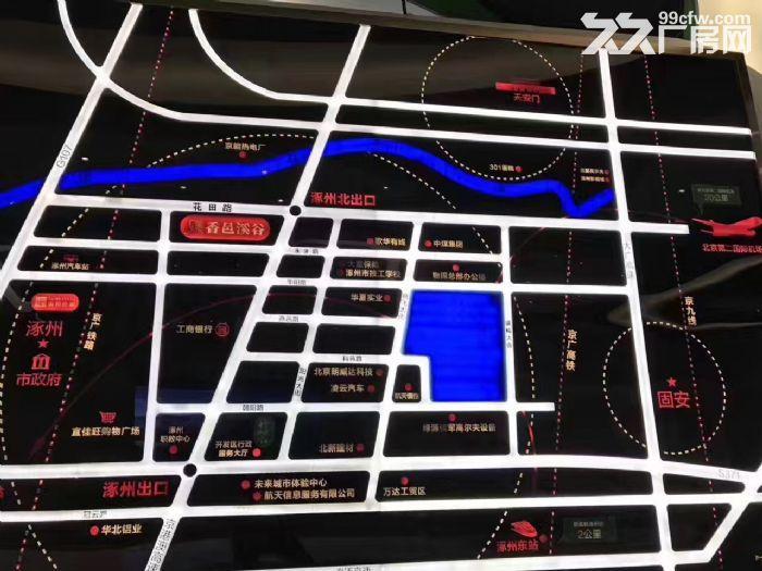 河北省涿州合谷工业区厂房出租独栋-图(5)