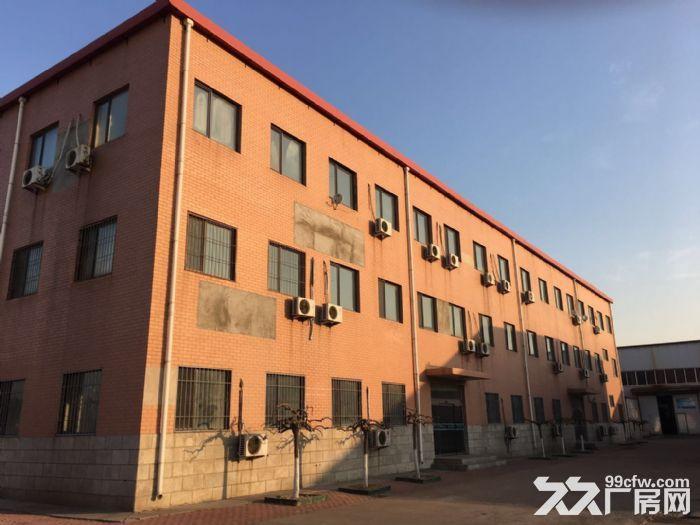 津南3层办公楼2300平米,1800平米、900平米天车厂房出租-图(2)