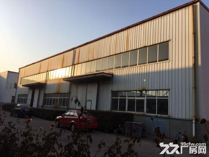 津南3层办公楼2300平米,1800平米、900平米天车厂房出租-图(4)