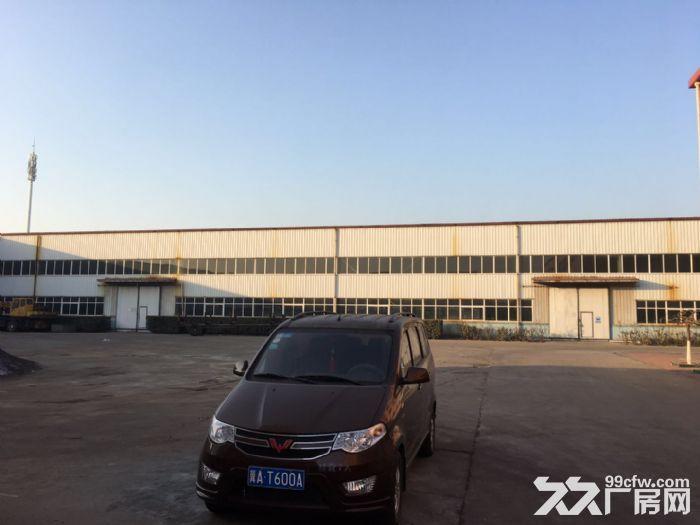 津南3层办公楼2300平米,1800平米、900平米天车厂房出租-图(5)