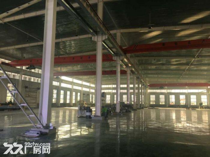 沧州正规标准化厂房出租-图(3)