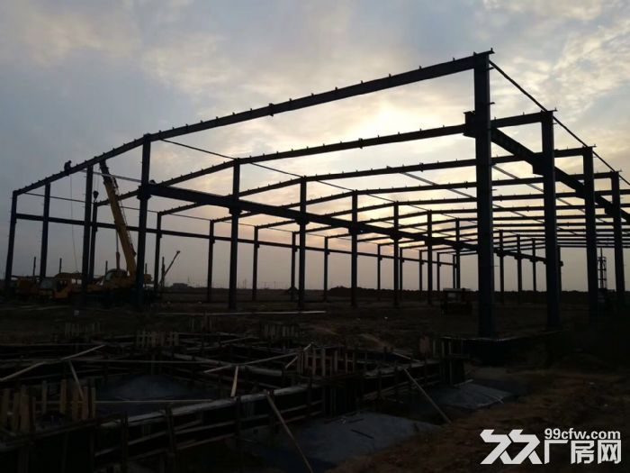 沧州正规标准化厂房出租-图(5)