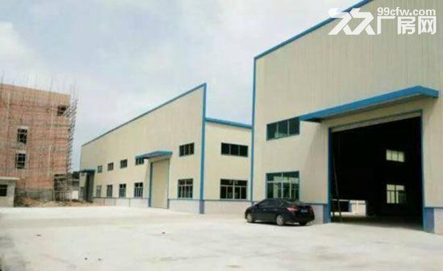 东莞桥头镇独院钢构16000平方厂房出售-图(1)