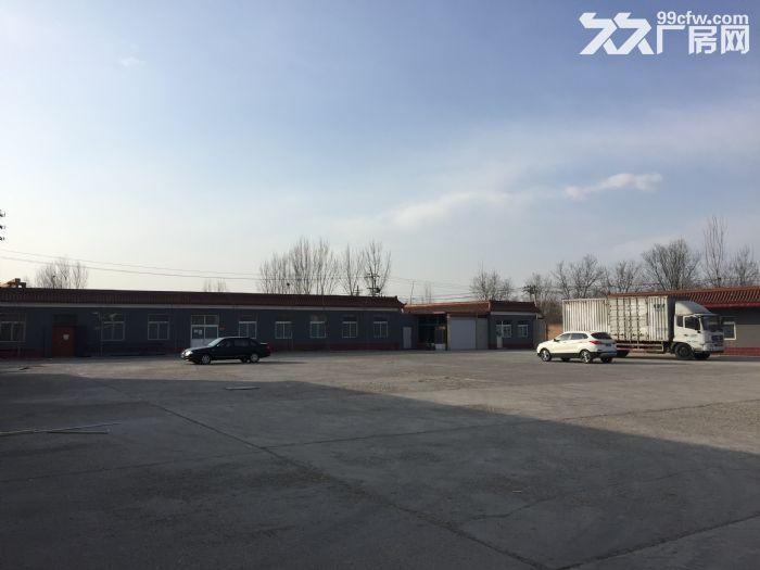顺义1万5千平米厂房独门独院出租出售-图(2)