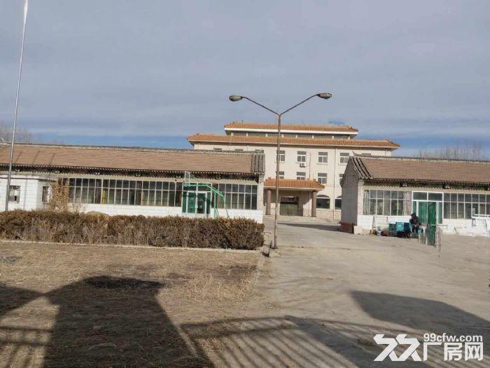 顺义杨镇建设地48亩,建筑物15000平,有土地证房本,低价租售-图(1)