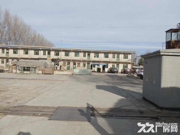 顺义杨镇建设地48亩,建筑物15000平,有土地证房本,低价租售-图(2)