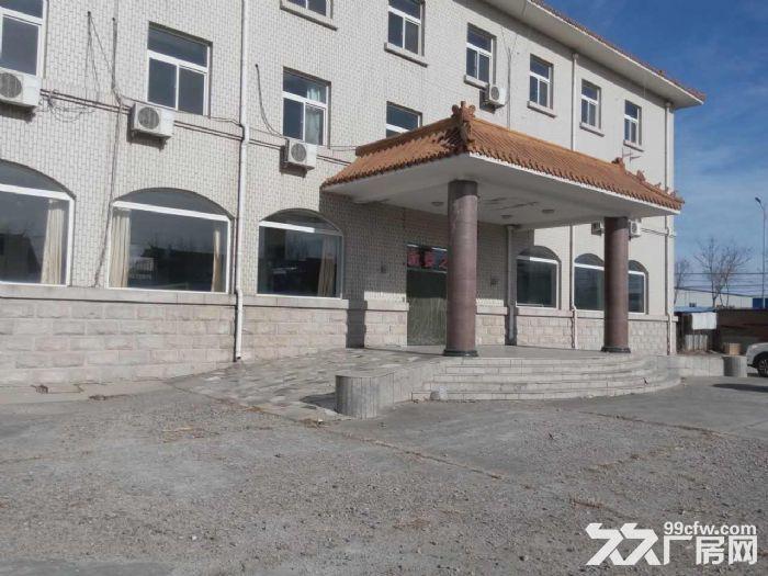 顺义杨镇建设地48亩,建筑物15000平,有土地证房本,低价租售-图(3)