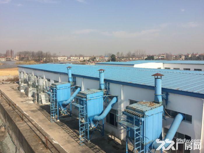汉川32亩工业用地及厂房仓库整体转让-图(1)