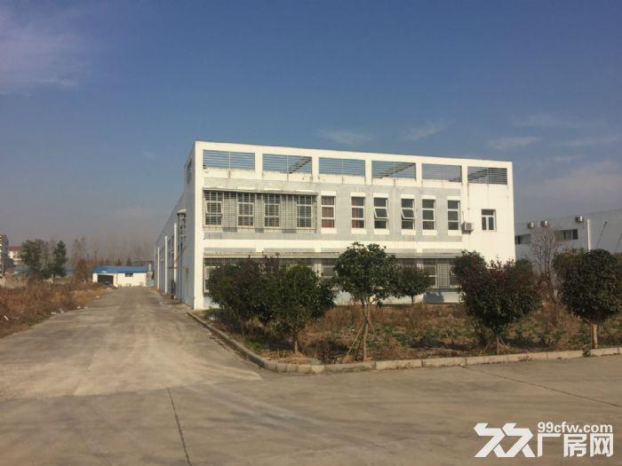 汉川32亩工业用地及厂房仓库整体转让-图(5)