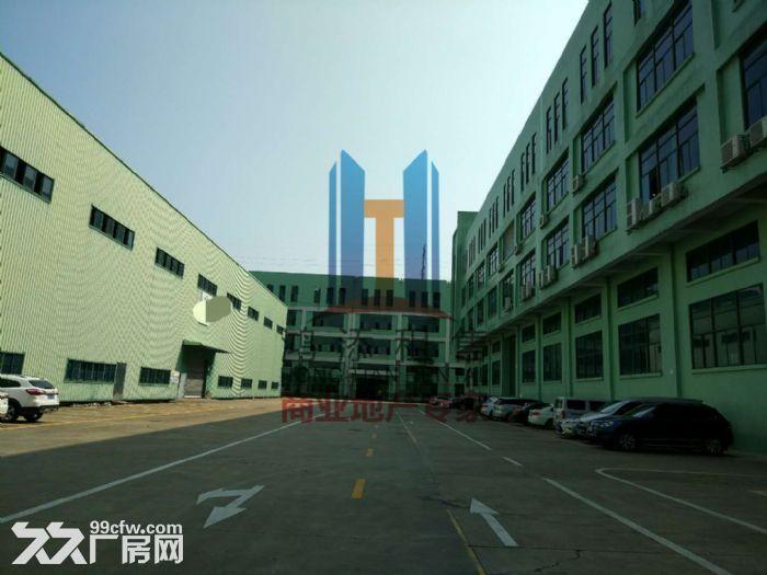 萝岗科学城2700方一楼厂房招租-图(5)