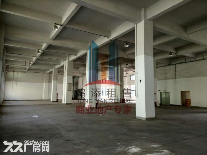 萝岗科学城2700方一楼厂房招租-图(7)