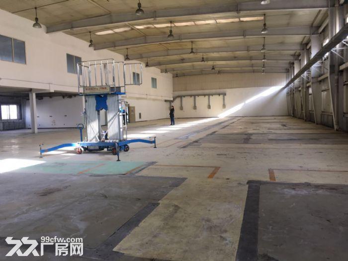 亦庄稀有厂办一体1800平独立物流门可进大车可环评立项-图(3)